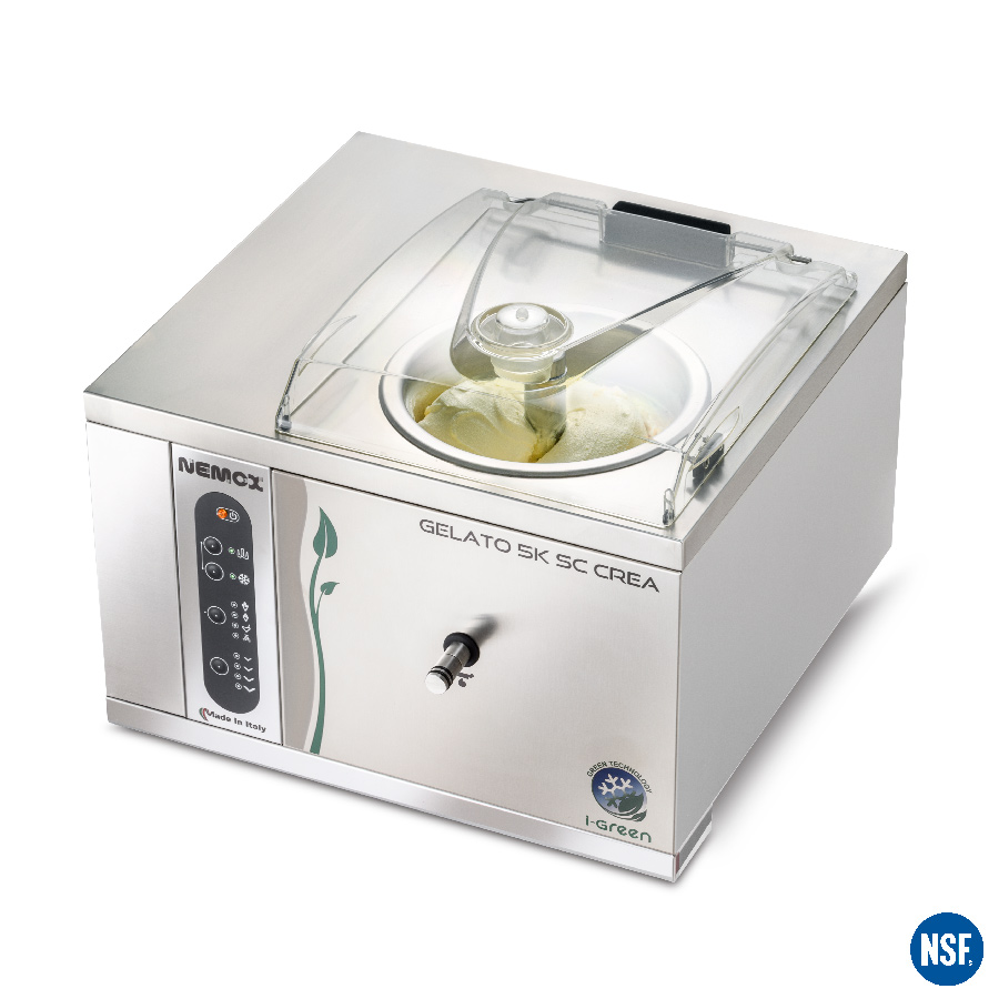 gelato 5k crea sc i-green alto