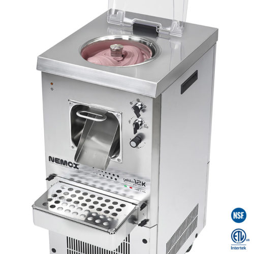 commercial ice cream maker 12k