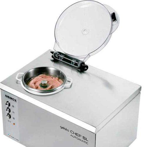 gelato machine chef 5l