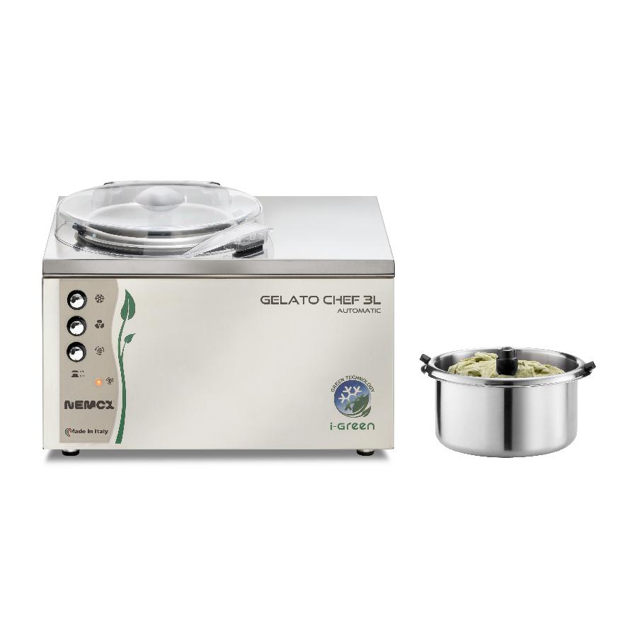 gelato Chef 3l automatic con cestello