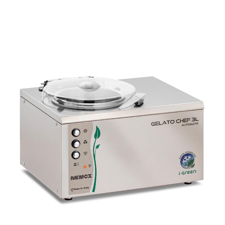 gelato Chef 3l automatic i-Green sx